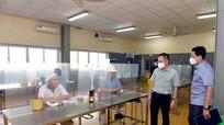 Nghệ An: Tăng cường phòng, chống dịch Covid-19 tại các khu công nghiệp