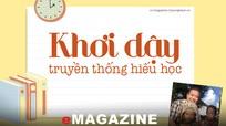 Khơi dậy truyền thống hiếu học ở Nghệ An