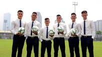 """Phong cách chuẩn """"soái ca"""" của các cầu thủ U23 Việt Nam"""