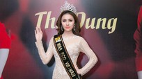 """Hoa hậu người Việt nói tiếng Anh kém """"gây bão"""" ở Miss Eco International 2018"""