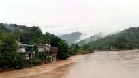 Cảnh báo nguy cơ cao xảy ra ngập úng nhiều địa bàn 8 huyện ở Nghệ An
