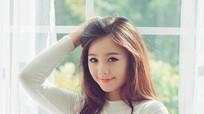 """Nét ngây thơ của hot girl 9X đóng """"Quỳnh Búp Bê"""""""