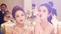"""""""Bạn gái tin đồn"""" của cầu thủ Phan Văn Đức đọ sắc với Á hậu Huyền My"""