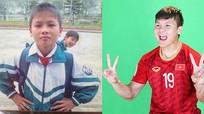 """Cầu thủ Việt Nam khoe ảnh """"lột xác""""ngoạn mục sau 10 năm"""