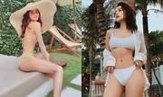 Sao Việt 'khoe dáng' với bikini đa phong cách