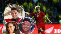 Mr Đàm, MC Thành Trung và các sao Việt động viên tuyển Việt Nam sau trận thua Curacao
