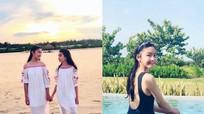 Nhan sắc con gái lớn của MC Quyền Linh được khen 'Tiểu Vy phiên bản nhí'