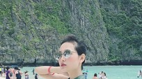 Nữ ca sĩ gợi cảm lên tiếng về tin đồn yêu cầu thủ Quang Hải