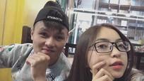 Lộ bằng chứng cầu thủ Quang Hải và bạn gái đã 'đường ai nấy đi'