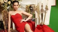 Nhan sắc nóng bỏng của người đẹp Thái đầu tiên trở thành tân Hoa hậu Quốc tế