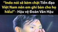 Loạt ảnh chế 'cực hài' thầy Park, Văn Hậu và U22 Việt Nam trong trận chung kết SEA Games