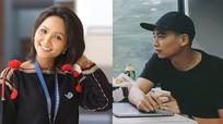 H'Hen Niê và bạn trai tin đồn công khai thể hiện tình cảm trên mạng xã hội