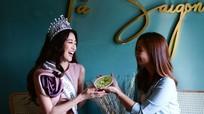 Hoa hậu Khánh Vân tự nhận mình 'không bình thường'
