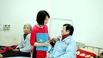 Những người làm công tác xã hội - sứ mệnh đồng hành với người bệnh