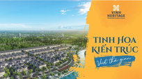 Sống nghỉ dưỡng trong quần thể khu đô thị cao cấp nhất ngay trung tâm TP. Vinh - Vinh Heritage
