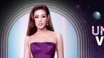 Khánh Vân diện váy cảm hứng LGBT