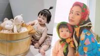 Những khoảnh khắc đáng yêu của con gái Đông Nhi
