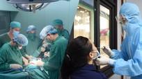 Bệnh viện Đa khoa thành phố Vinh: Nỗ lực hoàn thành 'nhiệm vụ kép'