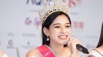 Đỗ Thị Hà chia sẻ điều thay đổi lớn nhất sau khi trở thành Hoa hậu Việt Nam