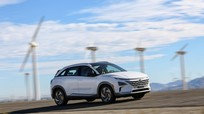 Xe pin nhiên liệu Hyudai Nexo 2018 chính thức lộ diện
