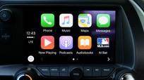 Xe Toyota bắt đầu hỗ trợ Apple Carplay trên Iphone