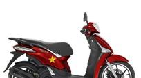 Piaggio Liberty thêm phiên bản 'U23 Việt Nam'
