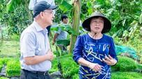 'Cơ hội làm giàu trong nông nghiệp nằm đầy ngoài đồng'