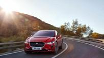SUV điện Jaguar I-Pace sạc pin siêu nhanh và hành trình dài 480 km