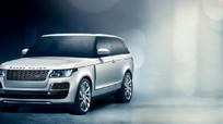 Land Rover ra mắt chiếc Range Rover SUV coupe hạng sang