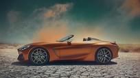 Cận cảnh BMW Z4 2019 dự kiến ra mắt mùa hè