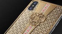 Những chiếc iPhone X dát vàng, nạm kim cương của giới siêu giàu