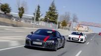 Audi R8 V10 RWS - phiên bản R8 rẻ nhất từ trước đến nay