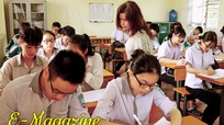 Nghệ An: Cấp tập ôn thi vào lớp 10
