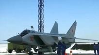 Nga để lộ điểm yếu của tên lửa Kinzhal