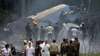 Tai nạn máy bay thảm khốc ở Cuba; hai người Triều Tiên vượt biên sang Hàn Quốc