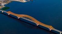 Vẻ đẹp những cây cầu ấn tượng nhất nước Nga
