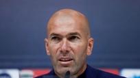 Zidane bất ngờ tuyên bố từ chức huấn luyện viên Real Madrid