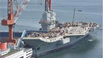 Trung Quốc bí mật chế tàu sân bay tối tân ngang ngửa Mỹ?
