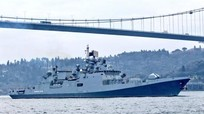 Nga rút chiến hạm mạnh nhất mang tên lửa ra khỏi Syria