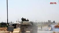 Syria: Đông Daraa thất thủ trước đòn bỏng rát của SAA