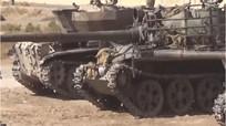 Syria đòi lại loạt tăng T-62M từ tay phiến quân