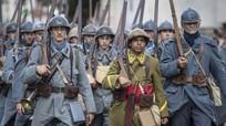 Tái hiện chiến trường trận đánh dài nhất Thế chiến thứ nhất