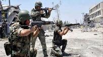 Phiến quân Syria thú nhận được Mỹ đào tạo tại al-Tenf
