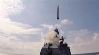 Mục sở thị chiến hạm tấn công xa ngàn km của Nga