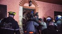 Trump sẽ tới vùng chiến sự; Cảnh sát Italy đột kích sào huyệt băng đảng mafia