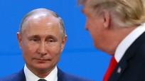 Putin cảnh báo Mỹ về cuộc chạy đua vũ trang không kiểm soát