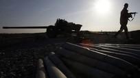 Ukraine bắt đầu tuyển quân dự bị