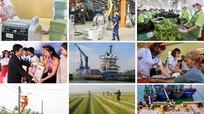 [Infographics] 27 chỉ tiêu kinh tế - xã hội chủ yếu của Nghệ An năm 2019