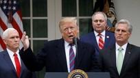 Trump dọa qua mặt Quốc hội để xây tường biên giới; Cướp biển Tây Phi bắt cóc 6 người Nga