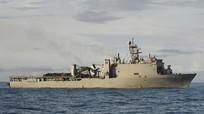 Mỹ điều chiến hạm tới Biển Đen; Đảo chính quân sự tại Gabon